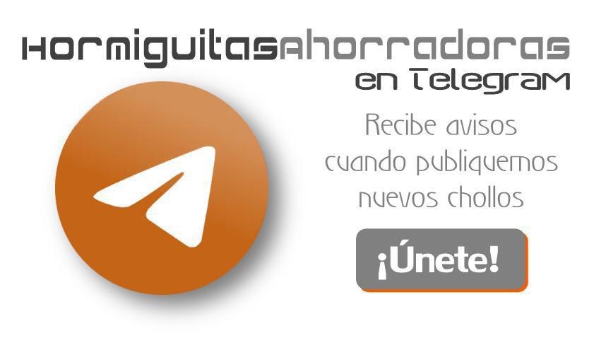 Únete a nuestro canal de telegram