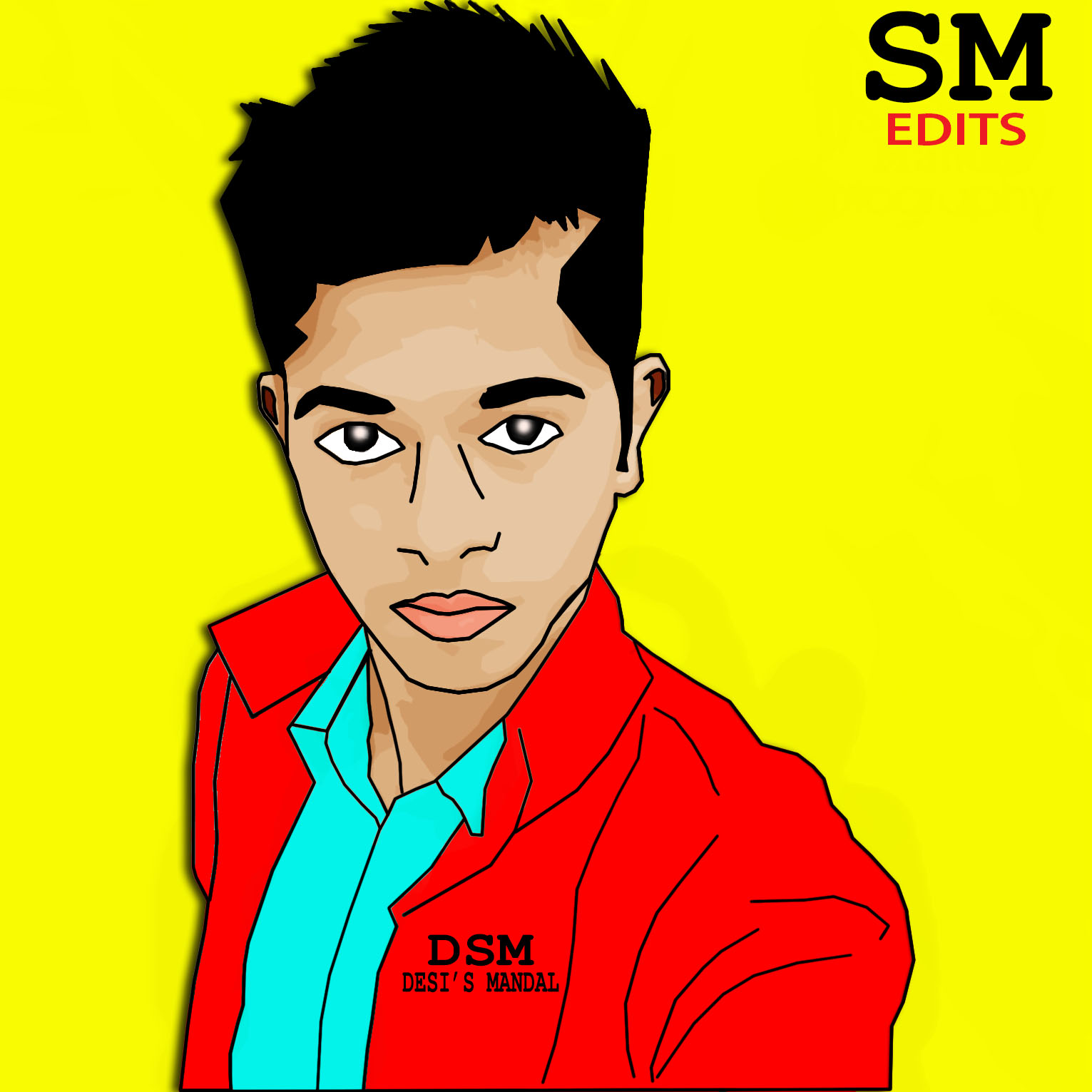Cartoon Effects In Adobe Photoshop Cs6 Santosh Mandal