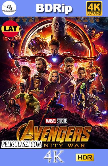 Avengers Infinity War (2018) 4K BDRIP UHD [HDR] Dual-Latino