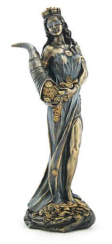 Goddess Fortuna Image