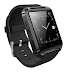 Bingo Black U8 Bluetooth Smartwrist Watch Phone Mate Rs. 555 @ Amazon