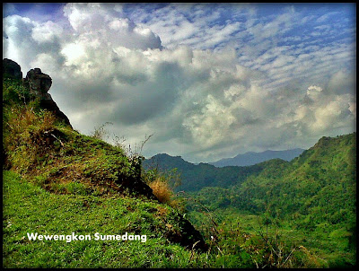 Gunung Bongkok Gunung Gajah Dayeuh Luhur