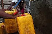 Na venkově má v Etiopii přístup k nezávadné pitné vodě pouhých 26 % obyvatel, oproti tomu ve městě toto číslo činí 98 % populace. (Foto: Monika Ticháčková)