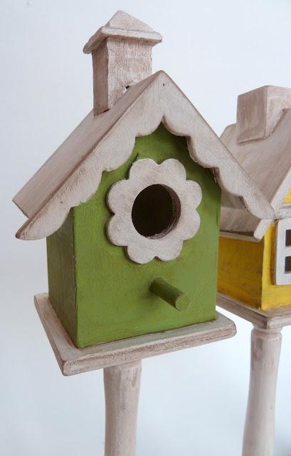 BH08 Shabby Birdhouses 21