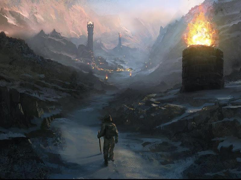 Lands Of Sorrow 5, Magical Landscapes 5