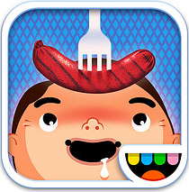 Toca Kitchen app icon