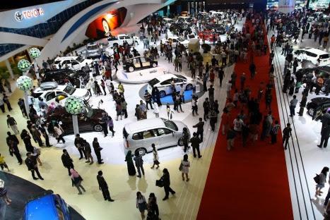 Toyota Siapkan 5 Model Baru di IIMS 2012