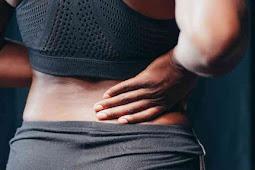 गुदा की हड्डी में चोट का मतलब हिंदी में  (Coccydynia (Tailbone Pain) Meaning in Hindi)