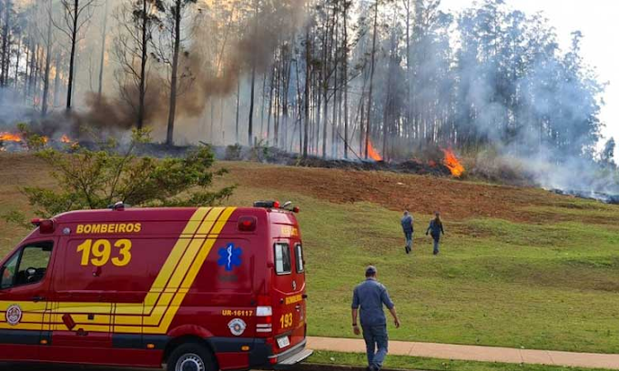 Avião cai e mata sete pessoas em Piracicaba; veja vídeo