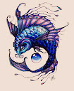 Koi Fish Tattoo Drawing 7