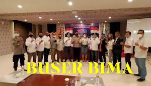 AYS Prayogie Lantik PW Media Independen Online Provinsi NTB, Feryal Yakin Besarkan MIO