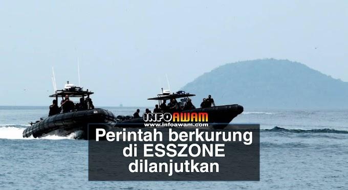 Perintah berkurung di ESSZONE dilanjutkan