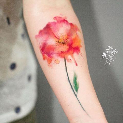 esta_linda_aquarela_de_papoula_tatuagem
