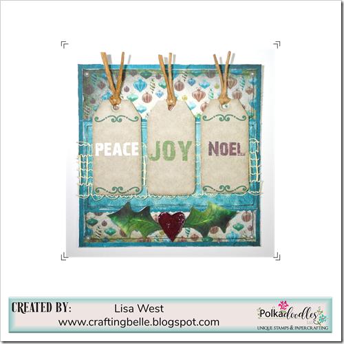 Peace Joy Noel