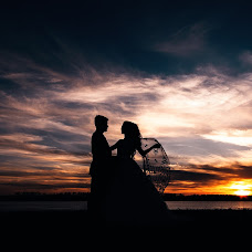 Wedding photographer Yakov Kunicyn (mightymassa). Photo of 16.10.2018