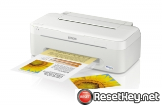 Resetting Epson ME-32 printer Waste Ink Pads Counter