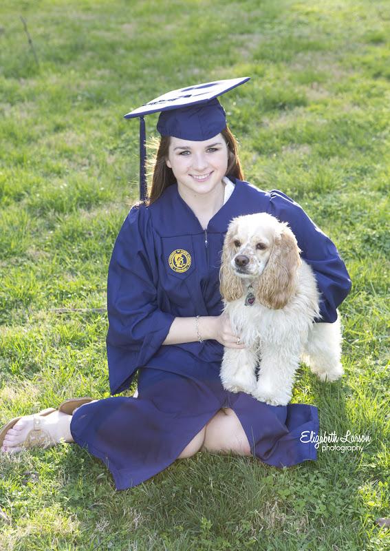 Elizabeth Larson Photography Grayson Uncg Cap Gowngraduation