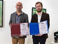 25 Németh Zoltán  és Csillag Lajos, a két díjazott.jpg
