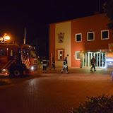 brandmelding gemeentehuis Oude Pekela