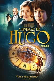 capa A Invenção de Hugo Cabret
