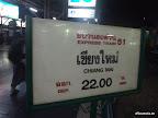 Bangkok - Aufbruch nach Chiang Mai