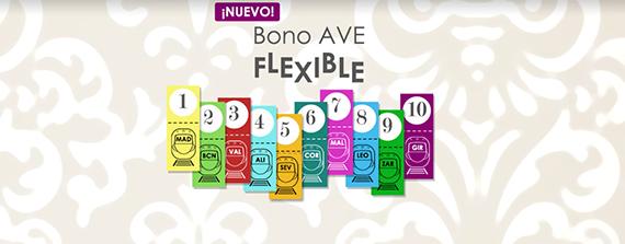 Nuevo BonoAVE Flexible