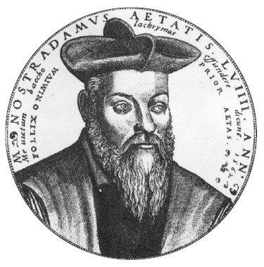 Nostradamus 2, Nostradamus