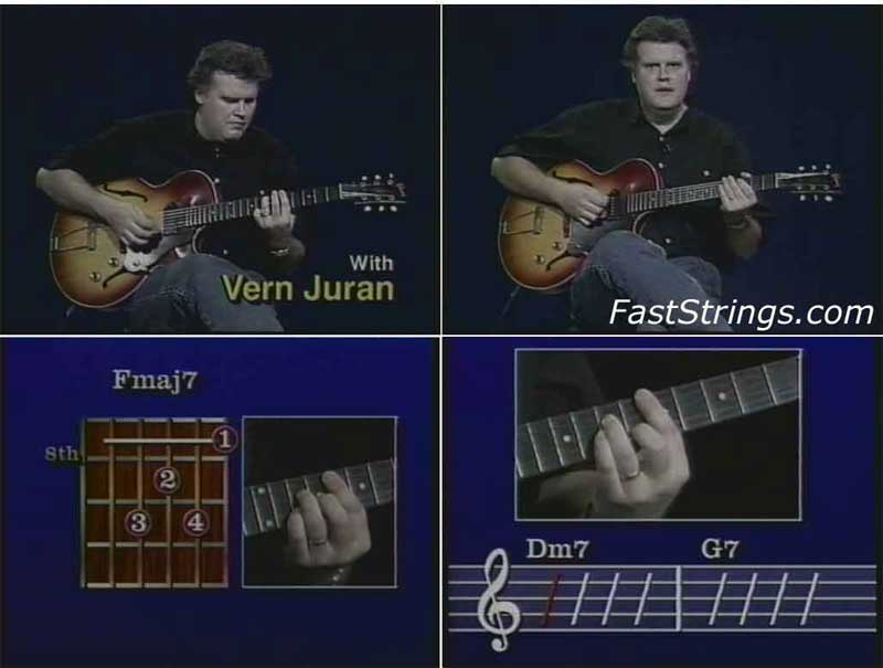 Vern Juran - Anyone Can Play Jazz Guitar