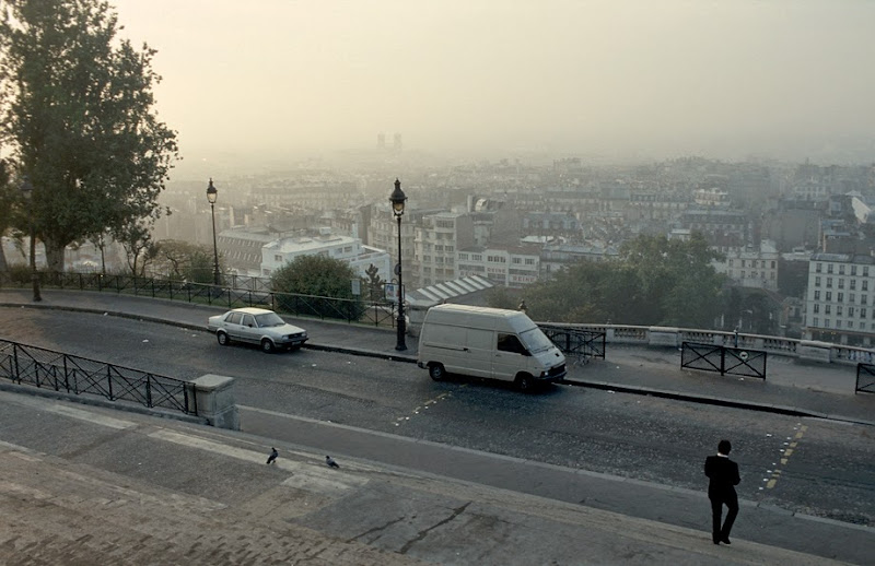 9. View from Sacre-Coeur. Early Morning