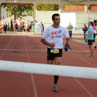 Media Maratón de Puertollano 2014 - Llegada