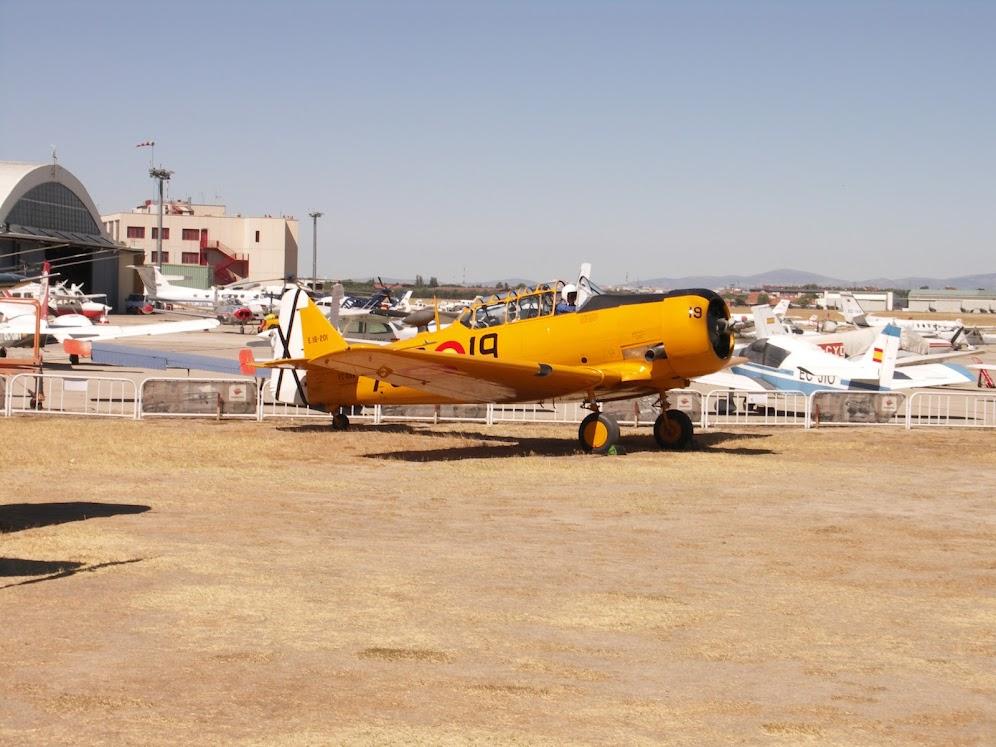"""Exhibición aerea de la Fundación """"Infante de Orleans"""". PICT0425"""