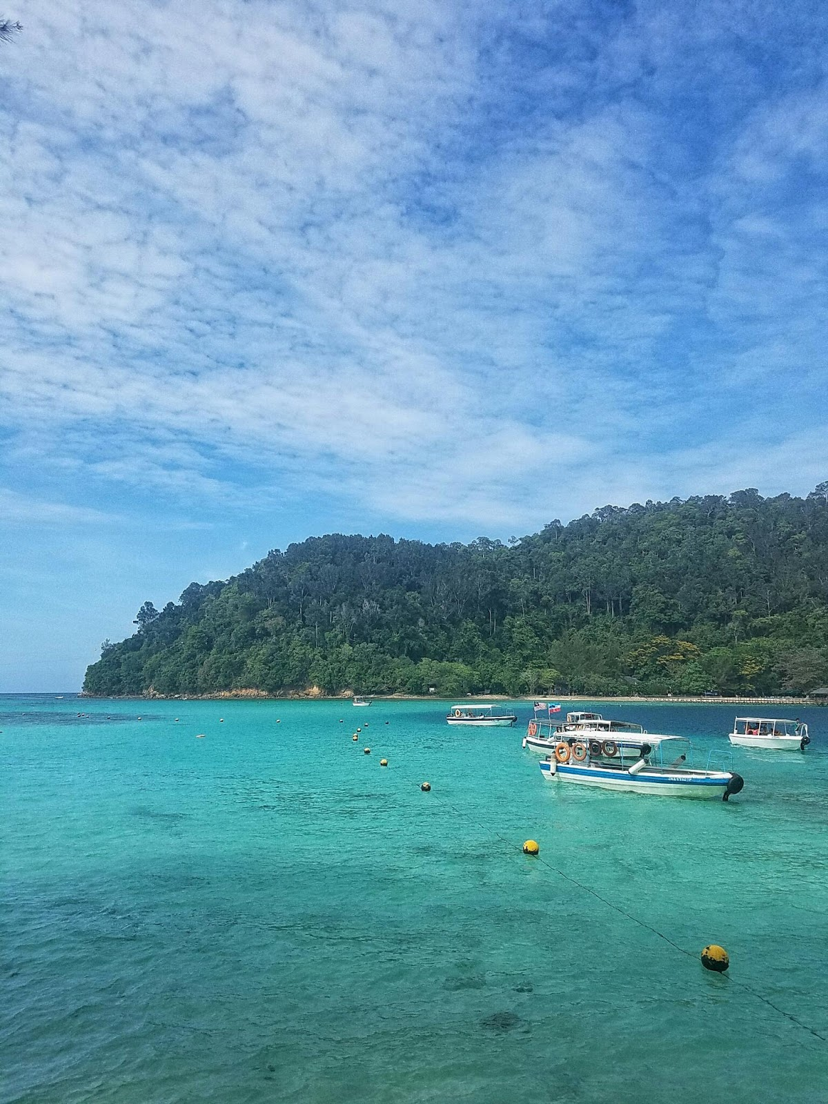 Island Kota Kinabalu tropical vacation malaysia sabah borneo