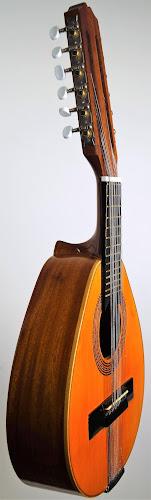 Cas Mir Bandurria 12 string octave guitar at Ukulele Corner