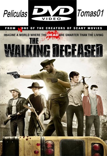The Walking Deceased (2015) DVDRip
