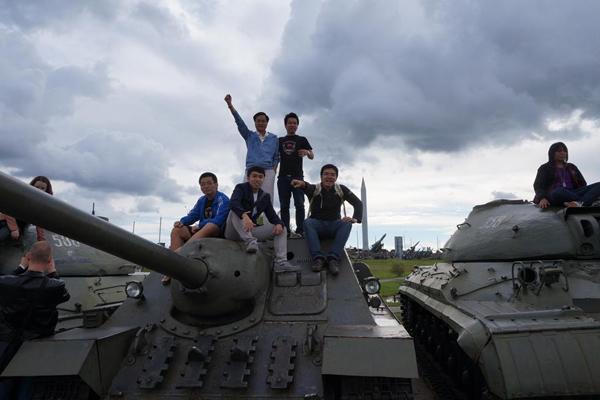Cùng game thủ Việt tham quan trụ sở Wargaming 15