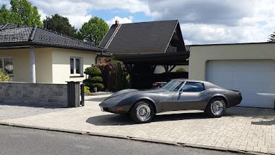 Corvette 1975 Bild 2