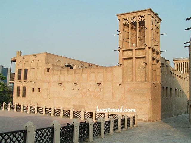 Bastakiya District (old district of Dubai), Dubai