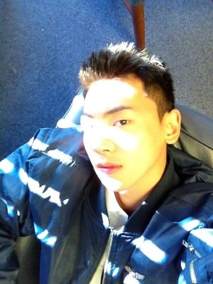 Zhang Yu Ang  China Actor