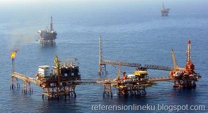 Tambang minyak bumi lepas pantai