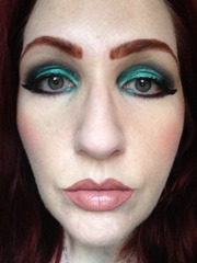 Urban Decay Vice 4 Palette Look 3_2