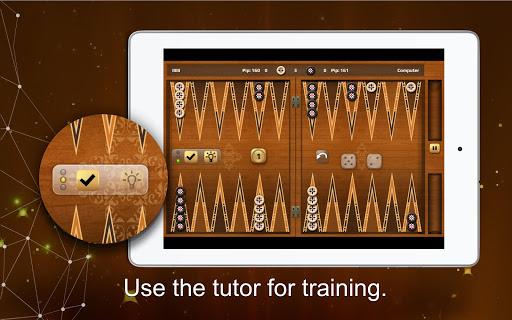 Backgammon Gold  screenshots 8