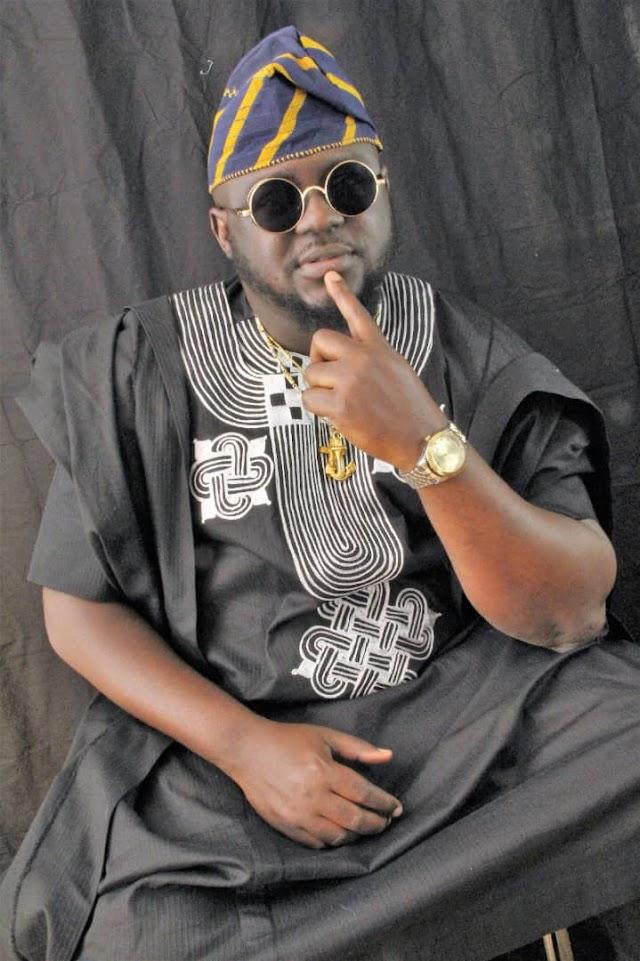 US Based Popular Singer, Seye Michael, AKA 'Alagbawi Omo Ileri' Takes Over Music World ~Omonaijablog