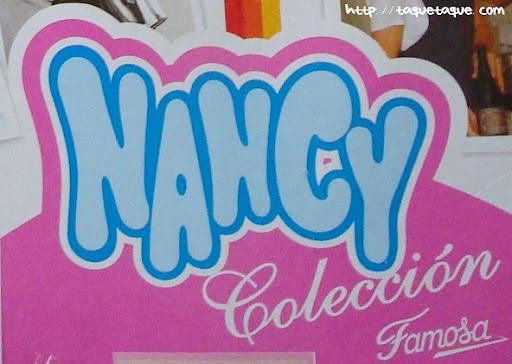 nancys azafatas de ayer y de hoy colección logo nancy