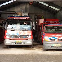 2009 - Materieel - Naar tijdelijk onderkomen Gemeentewerf