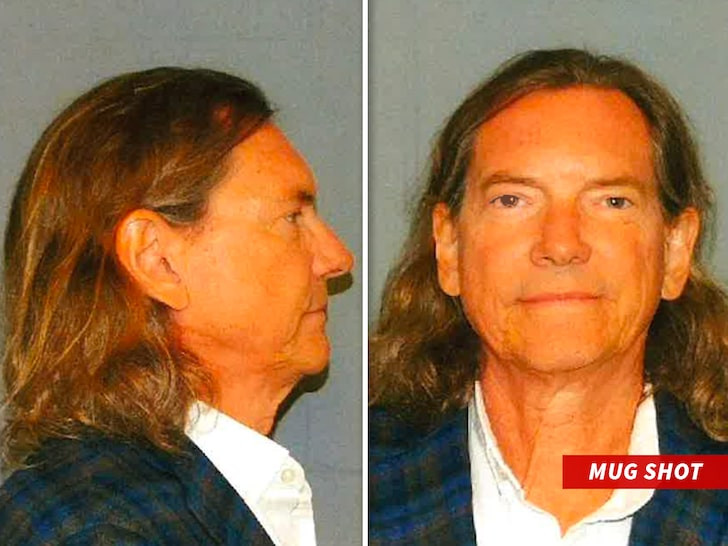 'Marrying Millions' star, Bill Hutchinson arrested for sexual assault