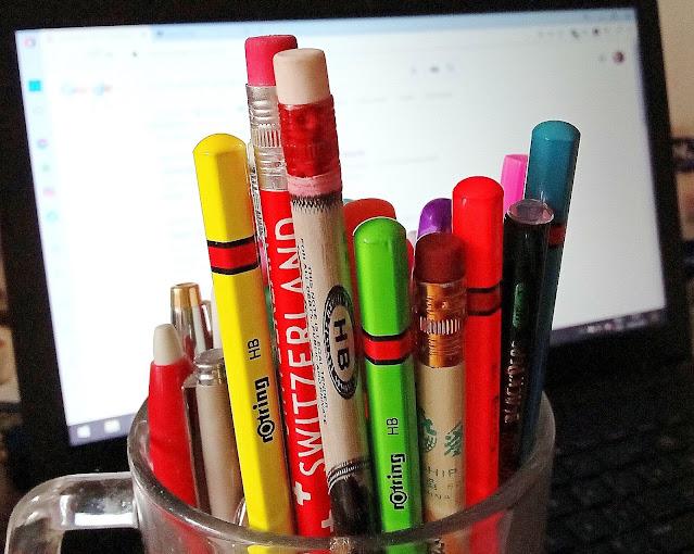 Cele mai diverse creioane de la gutuie.ro pentru copilul tău