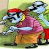 सूने मकानों के ताले चटकाकर अज्ञात चोरों ने दिया चोरी की घटना को अंजाम