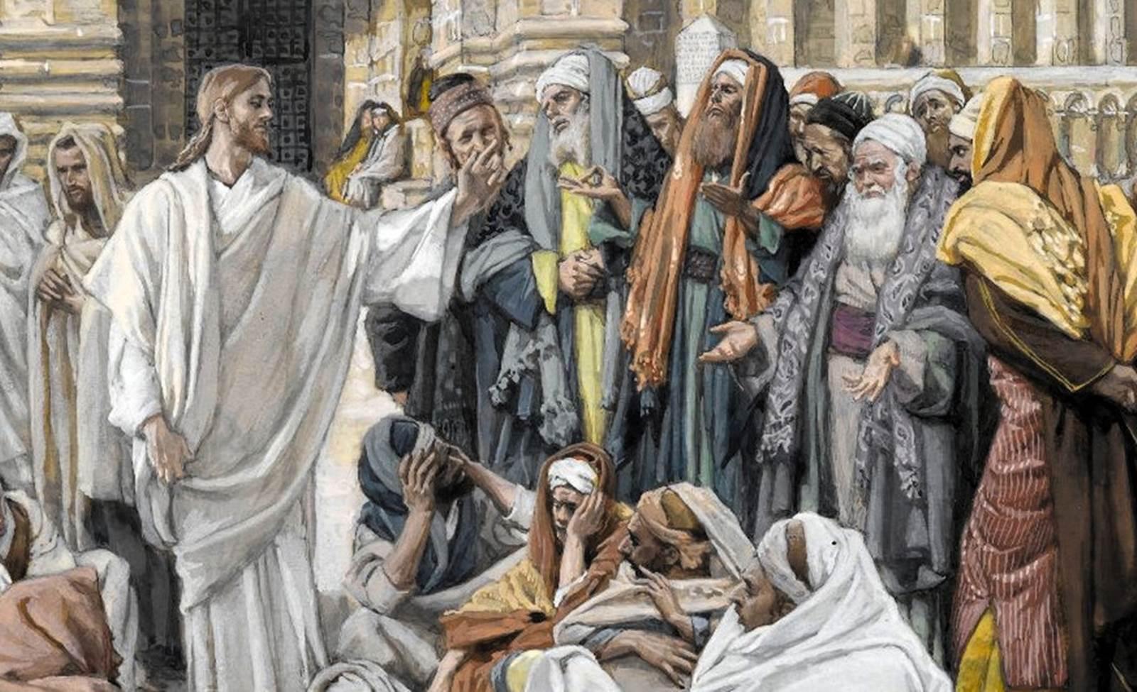Điều răn đứng đầu (12.3.2021 – Thứ Sáu Tuần 3 Mùa Chay)