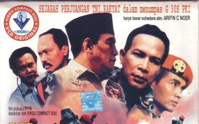 Akankah Kids Zaman Now Ikut Nonton Film G30S/PKI?