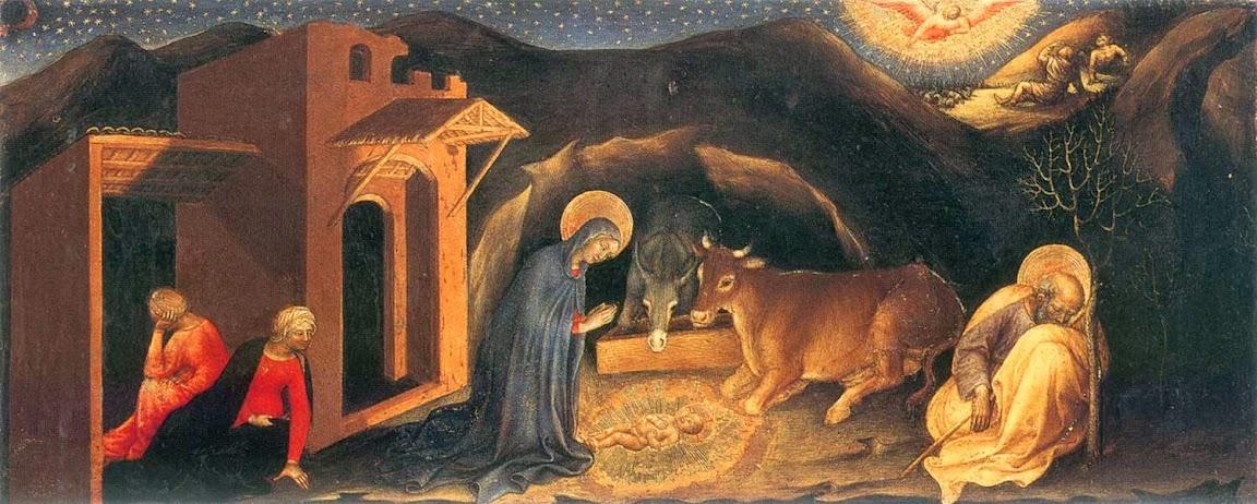 Gentile da Fabriano - Nativity